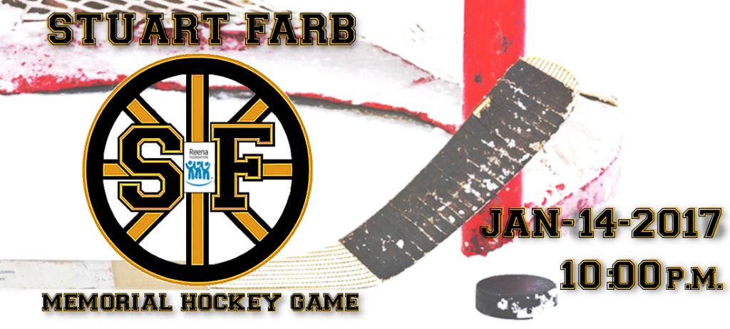Stuart Farb Hockey Game