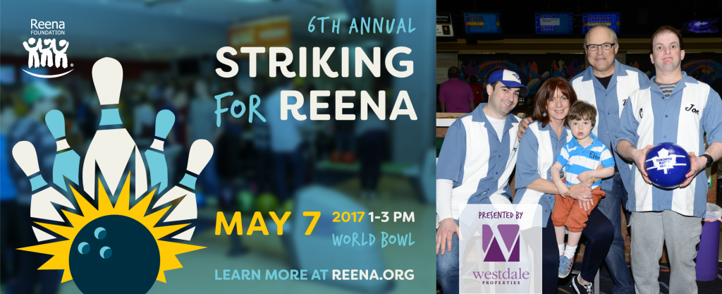 Striking For Reena 2017
