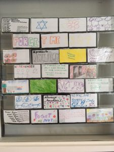 Holocaust Education Week 2017