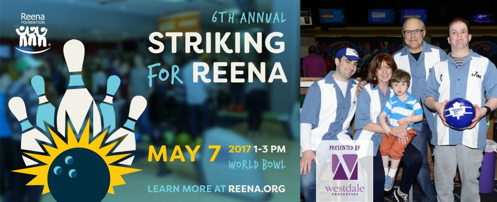 Striking For Reena 2017
